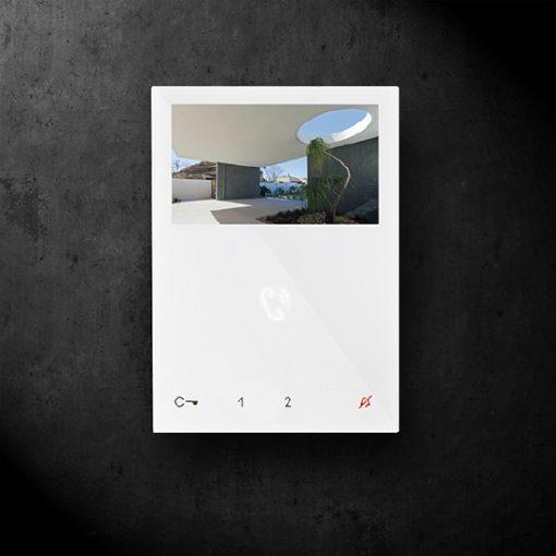 Video Sprechanlage in modernem Design