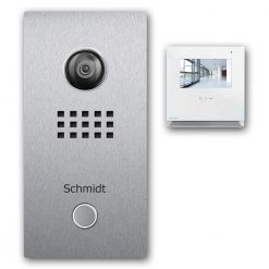 Türsprechanlage Video Kamera Innensprechstelle Namensbeschriftung