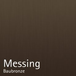 Messing Baubronze
