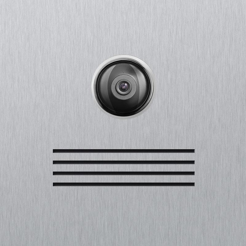 Kamera Video Türsprechanlage Comelit Briefkasten