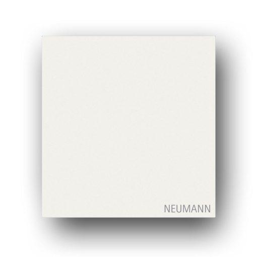 Briefkasten Edelstahl Pulverbeschichtet Weiss RAL9016 Wandbefestigung Beschriftung